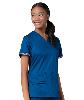 fashion scrub tops