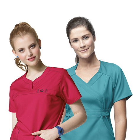 cosmetologists uniforms