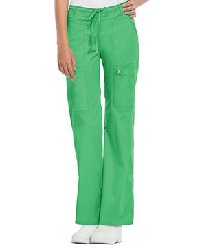 green scrubs