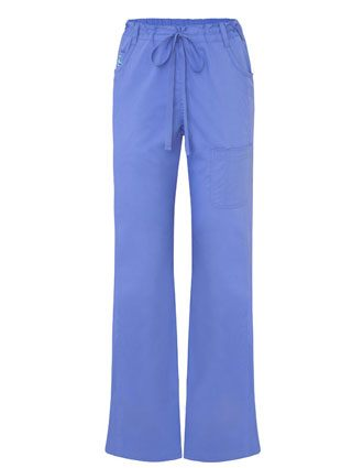 Adar Indulgence Women's Jr. Fit mid Rise Straight Leg Multi Seam Pants