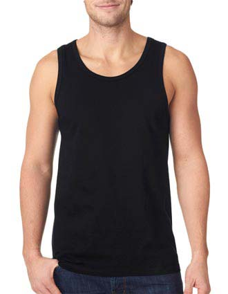 Anvil 100% Ring Spun Cotton Tank Top. 986