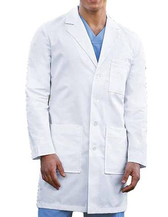 Barco Prima Mens 41 inch Six Pocket Twill Medical Lab Coat