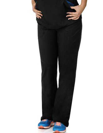 Bio Stretch Ladies Everyday Petite Scrub Pant