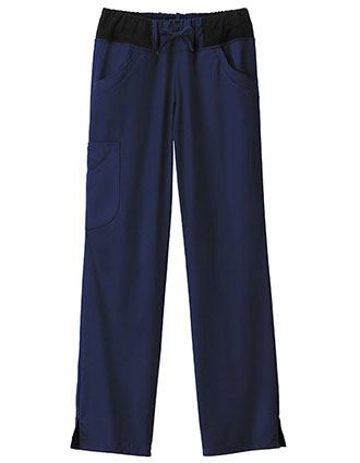 Bio Stretch Ladies Non-Contrast Pure Comfort Pant