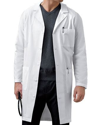 Cherokee Med Man Three Pocket 40 inch Long Medical Lab Coat