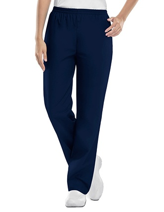 Cherokee Workwear Womens Two Pocket Scrub Pants