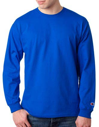 CC8C Champion Adult Long-Sleeve T-Shirt