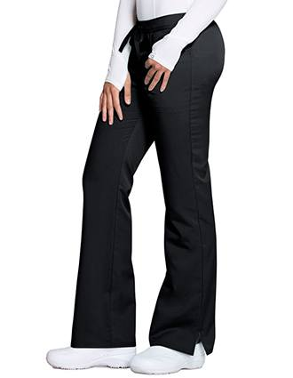 Code Happy Cloud Nine Women's Antimicrobial Mid Rise Moderate Flare Leg Pant