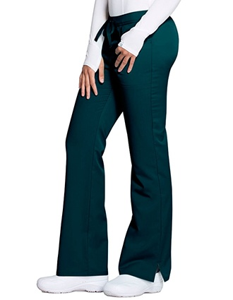 Code Happy Cloud Nine Women's Antimicrobial Mid Rise Moderate Flare Leg Tall Pant
