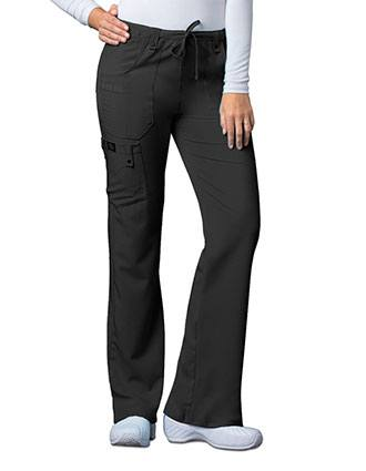 Dickies Xtreme Stretch Junior Petite Flare Leg Scrub Pants