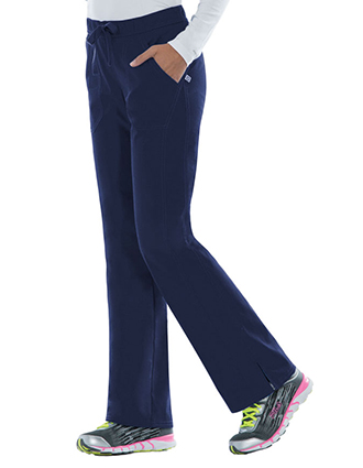 Dickies EDS Signature Stretch Women's Low Rise Straight Leg Drawstring Pant