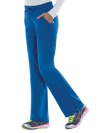 Dickies EDS Signature Stretch Women's Low Rise Straight Leg Petite Pant