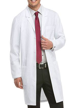 Dickies EDS Unisex 40 Inches Three Pocket Medical Lab Coat