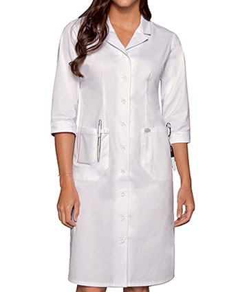 Dickies Missy Women's 3/4 Sleeve Lab Dress