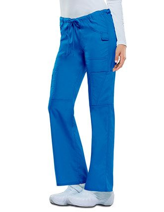 Dickies EDS Signature Women's Junior Fit Low-Rise Cargo Pants