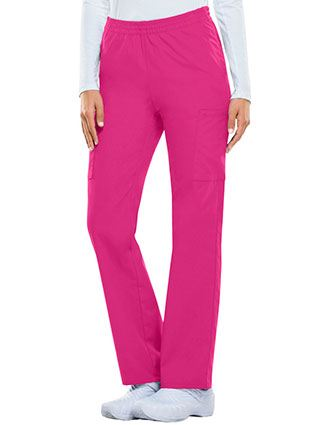 Dickies EDS Signature Women's Missy Fit Petites Pull-On Scrub Pant
