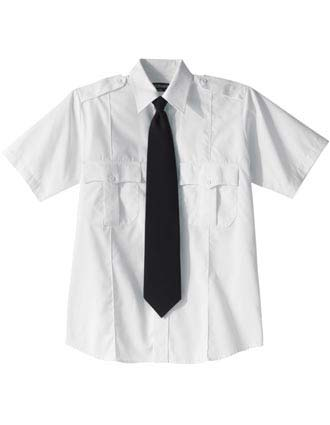 Security Short Sleeve Shirt Polyester/cotton Blend