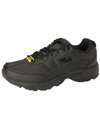 Fila USA Womens Black SR Athletic Footwear Shoes