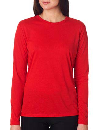 42400L Gildan Ladies' Core Performance Long Sleeve T-Shirt