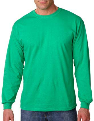 Gildan Adult Heavy Cotton Long-Sleeve T-Shirt