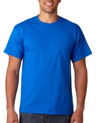 Gildan Adult Gildan DryBlendT-Shirt with Pocket