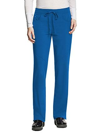 Grey's Anatomy Signature Women's Sofia 5-Pockets Straight Leg Pant