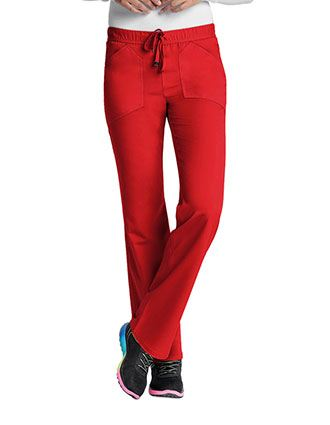 HeartSoul Women's Drawn To You Low-Rise Drawstring Pant