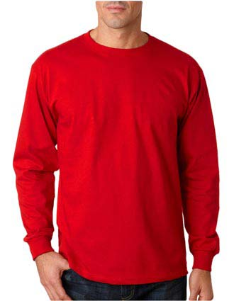 363LS Jerzees Adult HiDENSI-TLong-Sleeve T-Shirt