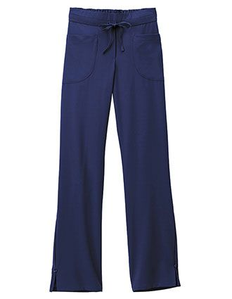 Jockey Classic Women's Button Trimmed Full Elastic Drawstring Pant