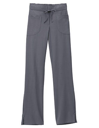 Jockey Classic Women's Button Trimmed Full Elastic Drawstring Petite Pant