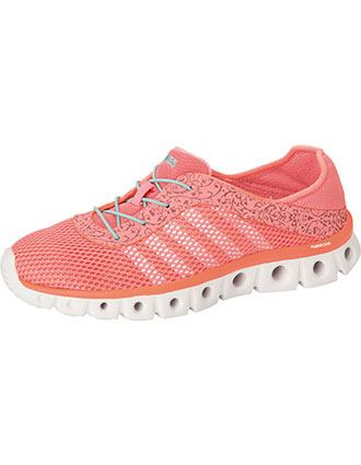 K-Swiss Women's Tubes Tech Salmon Rose Ahtleisure Footwear