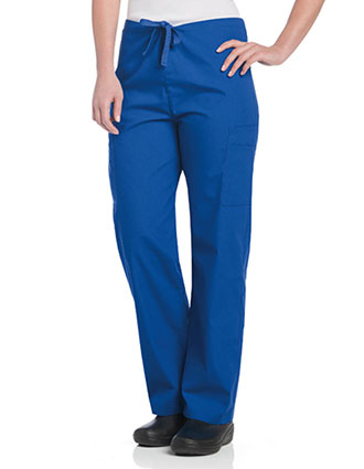 Landau Unisex Three Pockets Petite Scrub Pant