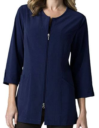Maevn Ladies Three Quarter Sleeve Lab Jacket