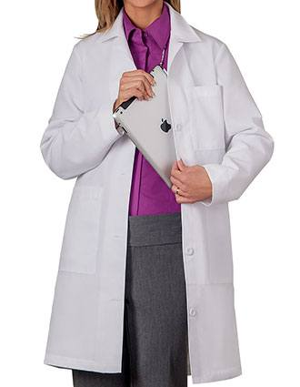 Meta Womens Medical Multi Pocket Lab Coat