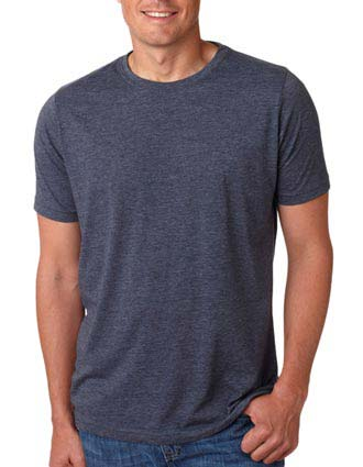 6200 Next Level Men's Poly/Cotton Tee