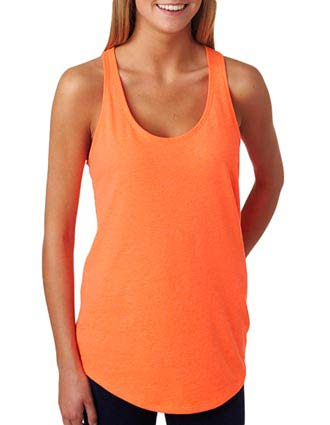 Next Level The Racerback Terry Tank