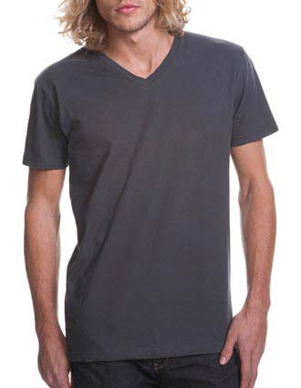 N3200 Next Level Premium Fitted Short-Sleeve V