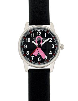 Prestige Pink Ribbon Deluxe Classic Watch