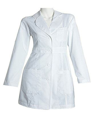 PU Made to Order Women's 34 inches Medical Lab Coat