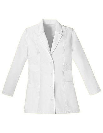 PU Made to Order Women's 30 Inches Short Lab Coat