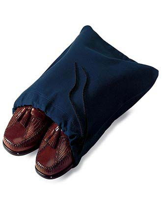 Sanmar Cotton Drawcord Shoe Bag