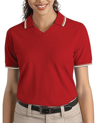 Sanmar Port Authority Signature Womens Cool Mesh Sport Shirt