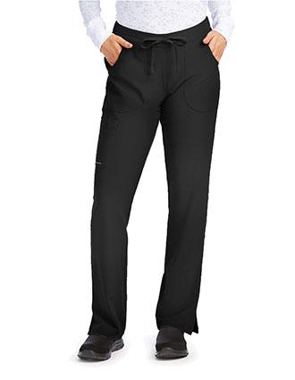 Skechers Women's Reliance Drawstring Cargo Petite Pant