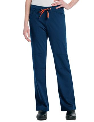 Urbane Ultimate Women's Natalie Contemporary Drawstring Petite Pant