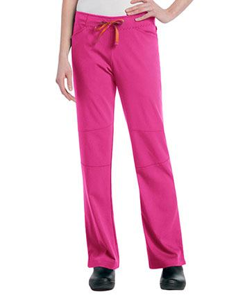 Urbane Ultimate Womens Natalie Contemporary Drawstring Tall Pant
