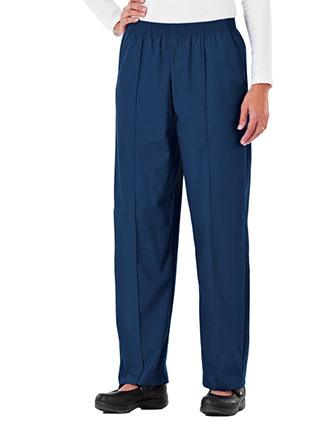 White Swan Fundamentals Womens Pull-On Scrub Pants