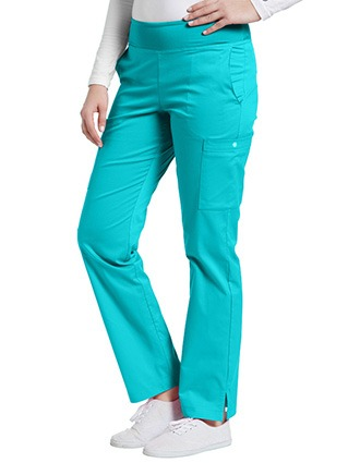 White Cross Allure Women's Yoga Comfort Elastic Waist Pant