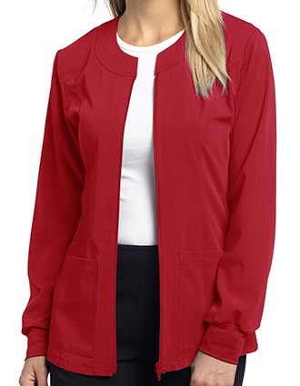 White Cross Marvella Women's Stretch Zip Jacket