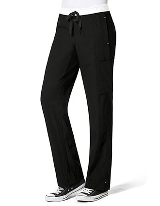 Wonderwink Four-Stretch Women's Straight Leg Cargo Pant