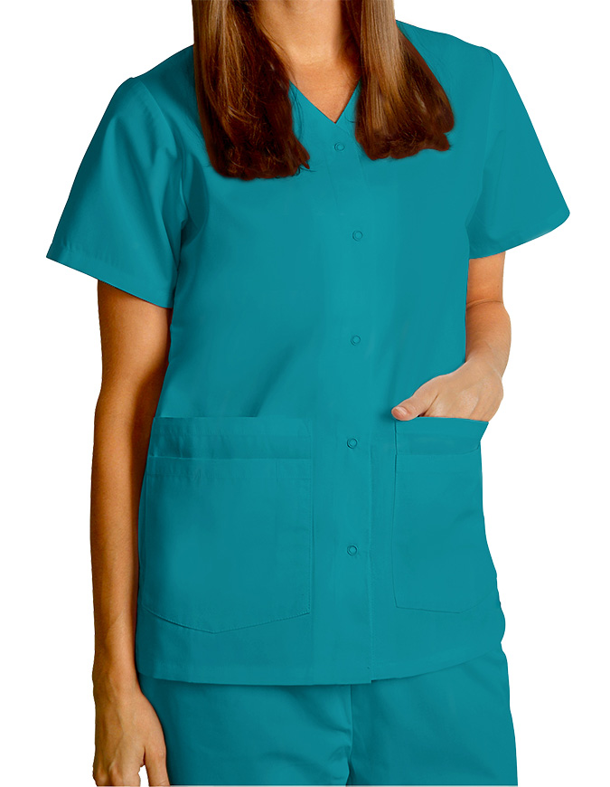 Teal Color Scrubs: Finest Quality & Style| Pulse Uniform